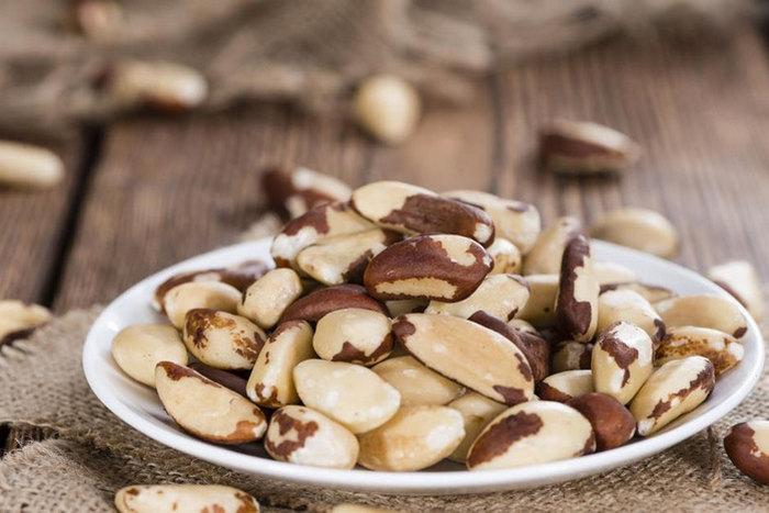 Бразильский орех: описание, калорийность, применение