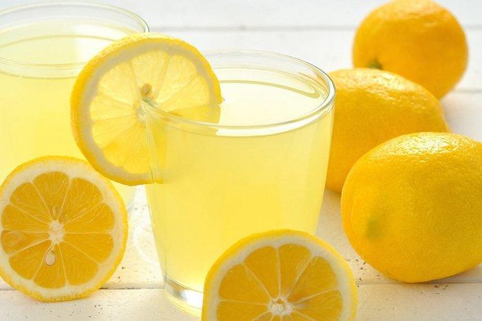 Вода с лимоном: польза для организма
