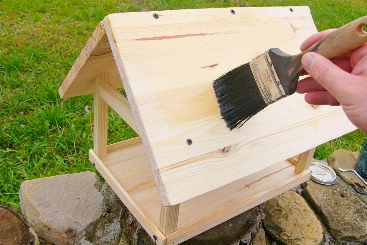 Красивые оригинальные кормушки для птиц из подручных материалов